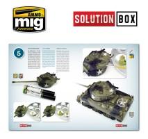A.MIG-6500 - WW II AMERICAN ETO SOLUTION BOOK (Multilingual)