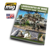 EURO-0004 - LANDSCAPES OF WAR: THE GREATEST GUIDE VOL. 1 - DIORAMAS ENGLISH