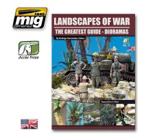 EURO-0008 - LANDSCAPES OF WAR: THE GREATEST GUIDE VOL. 2 - DIORAMAS ENGLISH