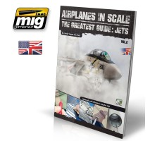 EURO-0010 - AIRPLANES IN SCALE: The Gratest Guide JETS ENGLISH