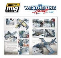 A.MIG-5201 - THE WEATHERING AIRCRAFT 1 PANELS English