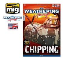 A.MIG-5202 - THE WEATHERING AIRCRAFT 2 CHIPPING English