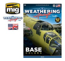 A.MIG-5204 - THE WEATHERING AIRCRAFT 4 BASE COLORS English