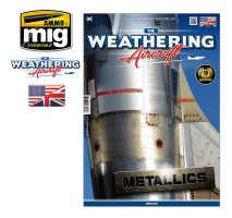 A.MIG-5205 - THE WEATHERING AIRCRAFT 5 METALLICS English