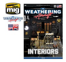 A.MIG-5207 - THE WEATHERING AIRCRAFT 7 INTERIORS (ENGLISH)