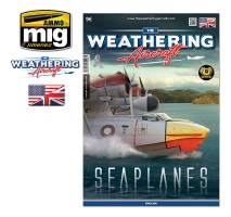 A.MIG-5208 - THE WEATHERING AIRCRAFT 8 SEAPLANES (ENGLISH)