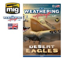A.MIG-5209 - THE WEATHERING AIRCRAFT 9 DESERT EAGLES (English)