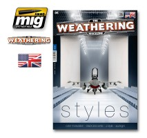 A.MIG-4511 - THE WEATHERING MAGAZINE 12. STYLES English