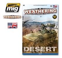 A.MIG-4512 - THE WEATHERING MAGAZINE 13. DESERT English
