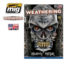 A.MIG-4513 - THE WEATHERING MAGAZINE 14. HEAVY METAL English
