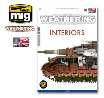 A.MIG-4515 - THE WEATHERING MAGAZINE 16. INTERIORS English