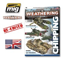 A.MIG-4502 - THE WEATHERING MAGAZINE 3. CHIPPINGS English