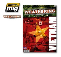 A.MIG-4507 - THE WEATHERING MAGAZINE 8. VIETNAM English