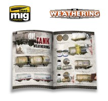 A.MIG-4503 - THE WEATHERING MAGAZINE 4. ENGINE, GREASE AND OIL English