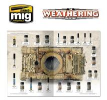 A.MIG-4525 - THE WEATHERING MAGAZINE 26. MODERN WARFARE English