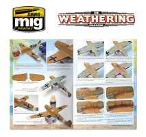 A.MIG-4527 - THE WEATHERING MAGAZINE 28. FOUR SEASONS English