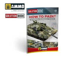 A.MIG-6518 - MODERN RUSSIAN TANKS SOLUTION BOOK - MULTILINGUAL BOOK
