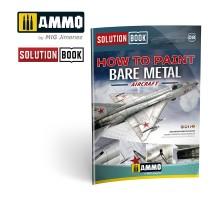 A.MIG-6521 - BARE METAL AIRCRAFT SOLUTION BOOK - MULTILINGUAL BOOK