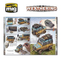 A.MIG-4526 - THE WEATHERING MAGAZINE 27 RECYCLED (English)
