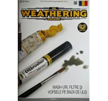 A.MIG-4516 - THE WEATHERING MAGAZINE 17. WASHES, FILTERS AND OILS Românã