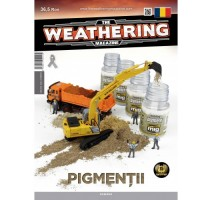 A.MIG-4518 - THE WEATHERING MAGAZINE 19. PIGMENTS Românã