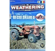 A.MIG-4520 - THE WEATHERING MAGAZINE 20 DECOLORAREA Românã