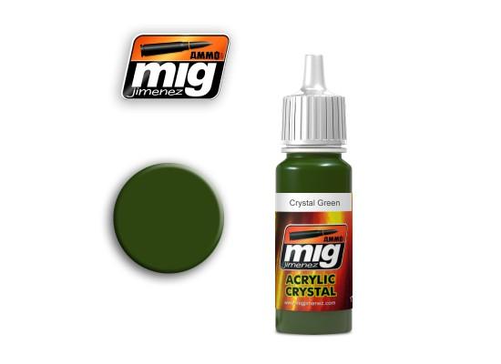 A.MIG-0092 - CRYSTAL GREEN