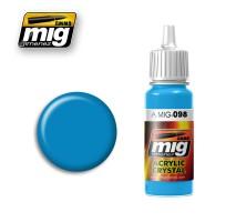 A.MIG-0098 - CRYSTAL LIGHT BLUE