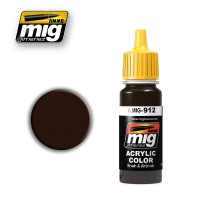 A.MIG-0912 - RED BROWN SHADOW