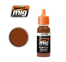 A.MIG-0914 - RED BROWN LIGHT