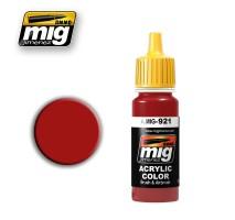 A.MIG-0921 - RED PRIMER LIGHT BASE