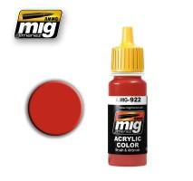 A.MIG-0922 - RED PRIMER HIGH LIGHTS