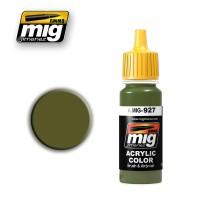 A.MIG-0927 - OLIVE DRAB LIGHT BASE