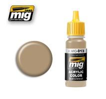 A.MIG-0013 - RAL 8000 GELBBRAUN