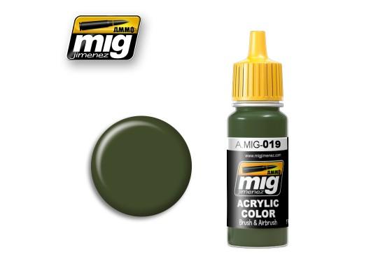 A.MIG-0019 - 4BO RUSSIAN GREEN