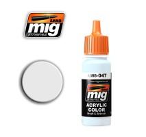 A.MIG-0047 - SATIN WHITE