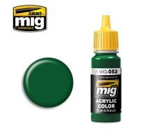A.MIG-0052 - DEEP GREEN