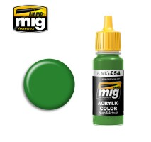 A.MIG-0054 - SIGNAL GREEN