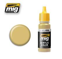 A.MIG-0055 - OIL OCHRE