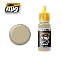 A.MIG-0057 - YELLOW GREY