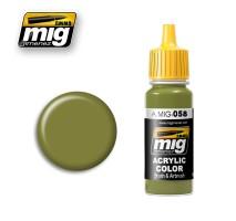 A.MIG-0058 - LIGHT GREEN KHAKI