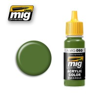 A.MIG-0060 - PALE GREEN
