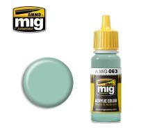 A.MIG-0063 - RLM 76 PALE GREY