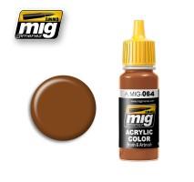 A.MIG-0064 - EARTH BROWN