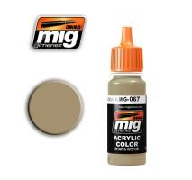 A.MIG-0067 - LIGHT SAND GREY