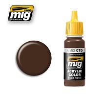 A.MIG-0070 - MEDIUM BROWN