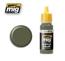 A.MIG-0074 - GREEN MOSS