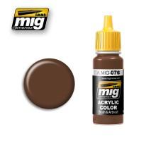 A.MIG-0076 - BROWN SOIL
