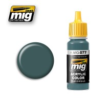 A.MIG-0077 - DULL GREEN