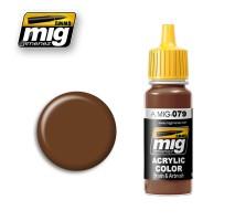 A.MIG-0079 - CLAY BROWN